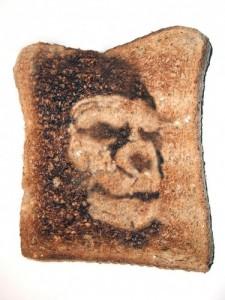 gorilla toast